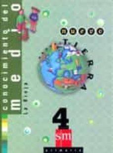 Permacultivo.es Conocimiento Del Medio (La Rioja) (4º Educacion Primaria) (Nuevo Proyecto Tierra) Image