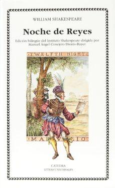 noche de reyes-william shakespeare-9788437609911