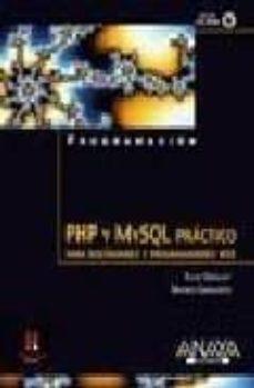 Followusmedia.es Php Y Mysql Paractico: Para Diseñadores Y Programadores Web Image