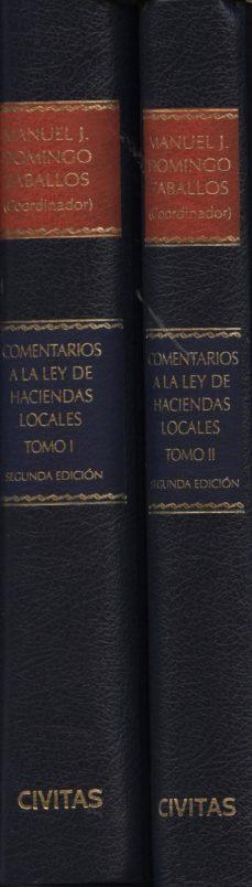 Trailab.it Comentarios A La Ley De Heciendas Locales Image