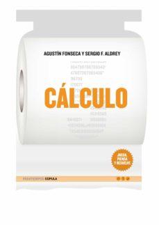calculo-agustin fonseca-sergio f. aldrey-9788448068011