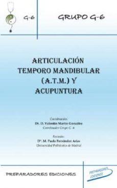 Encuentroelemadrid.es Articulacion Temporo Mandibular (A.t.m.) Y Acupuntura Image