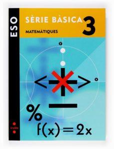 Viamistica.es Sèrie Bàsica. Matemàtiques 3 3º Eso Catala Image