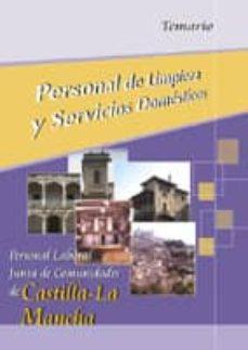 Alienazioneparentale.it Pesonal De Limpieza Y Servicios Domesticos: Personal Laboral Junt A De Comunidades De Castilla-la Mancha: Temario Image