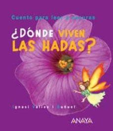 Iguanabus.es ¿Donde Viven Las Hadas?: Cuento Para Leer A Oscuras Image