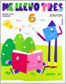 Titantitan.mx Me Llevo Tres 6 (Educacion Primaria, Primer Ciclo, Comunidad De M Adrid) Image