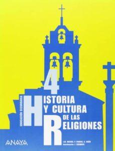 Inciertagloria.es Historia Y Cultura De Las Religiones 4. Educación Secundaria Obligatoria Segundo Ciclo Image