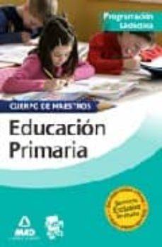 Chapultepecuno.mx Cuerpo De Maestros. Educacion Primaria. Programacion Didactica Image