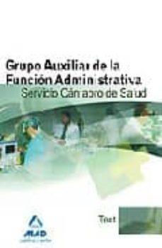 Bressoamisuradi.it Grupo Auxiliar De La Funcion Administrativa Del Servicio Cantabro De Salud. Test Image