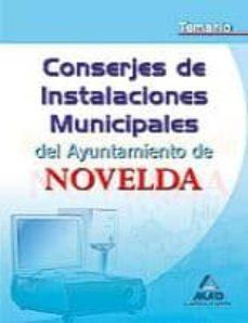 Viamistica.es Conserjes De Instalaciones Municipales Del Ayuntamiento De Noveld A Image