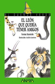 Followusmedia.es El Leon Que Queria Tener Amigos (El Duende Verde) Image
