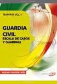 Inmaswan.es Guardia Civil. Escala De Cabos Y Guardias. Temario Vol I Image