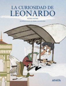 la curiosidad de leonardo-nuria homs-9788469848111