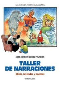 Titantitan.mx Taller De Narraciones: Mitos, Leyendas Y Poemas Image