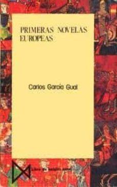 Javiercoterillo.es Primeras Novelas Europeas (3ª Ed.) Image