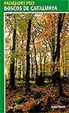 passejades pels boscos de catalunya-josep gordi-9788473066211