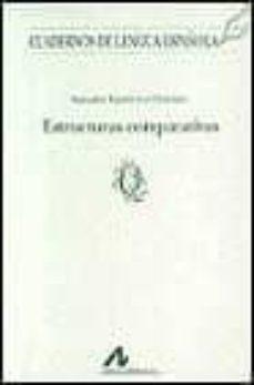 Descargador de libros de epub gratis ESTRUCTURAS COMPARATIVAS (Literatura española)