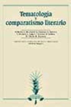 tematologia y comparatismo literario-cristina (ed.) naupert-9788476355411