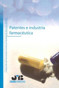 Textbooknova: PATENTES E INDUSTRIA FARMACEUTICA MOBI ePub de