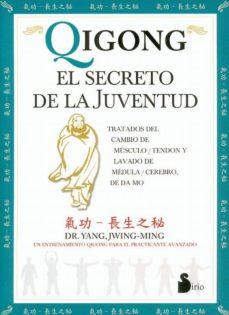 qigong: el secreto de la juventud-yang jwing-ming-9788478084111