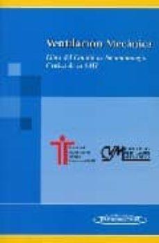Permacultivo.es Ventilacion Mecanica: Libro De Comite De Neumonologia Critica De La Sati Image