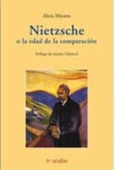 Vinisenzatrucco.it Nietzsche O La Edad De La Comparacion Image
