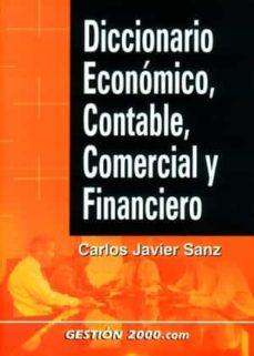 Mrnice.mx Diccionario Economico, Contable, Comercial Y Financiero Image