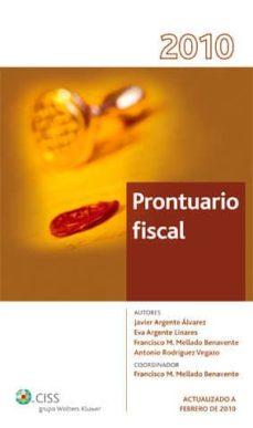 Noticiastoday.es Prontuario Fiscal 2010 Image
