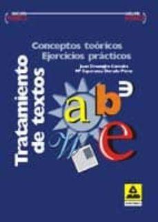 Costosdelaimpunidad.mx Tratamiento De Textos: Ejercicios Practicos Image
