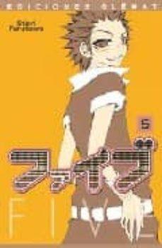 five nº 5-shiori furukawa-9788483575611