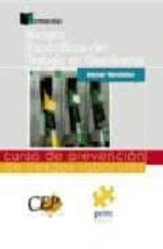 Viamistica.es Curso De Prevencion De Riesgos Laborales. Sector Servicios: Riesg Os Especificos Del Trabajo En Gasolineras Image