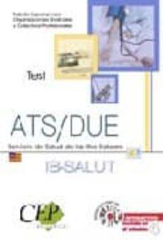 Chapultepecuno.mx Test Oposiciones Ats/due Servicio De Salud De Las Illes Balears ( Ib-salut). Edicion Especial Image