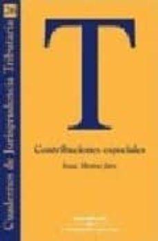 Bressoamisuradi.it Cuadernos De Jurisprudencia Tributaria Nº 26: Contribuciones Espe Ciales Image