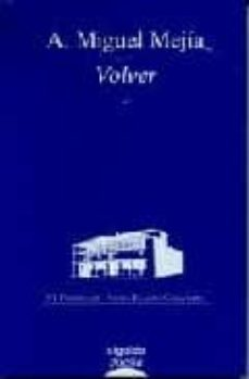 Titantitan.mx Volver (Vi Premio De Poesia Eladio Cabañero) Image