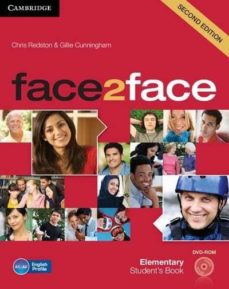 Libro de descarga de audio gratis FACE2FACE FOR SPANISH SPEAKERS SECOND EDITION PACKS ELEMENTARY PACK (STUDENT S BOOK WITH DVD-ROM, SPANISH SPEAKERS   HANDBOOK WITH CD, WORKBOOK WITH KEY)