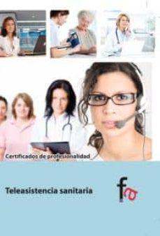 Descargar libro a iphone gratis TELEASISTENCIA SANITARIA iBook DJVU PDF de ELENA FERNANDEZ PEREZ