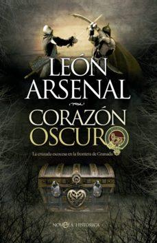 corazon oscuro-leon arsenal-9788490600511