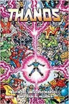 Garumclubgourmet.es Thanos: El Fin Del Universo Marvel Image