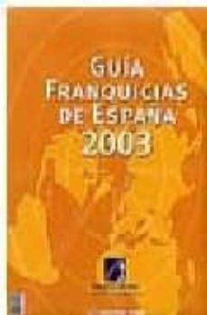 Carreracentenariometro.es Guia De Franquicias De España 2003 Image