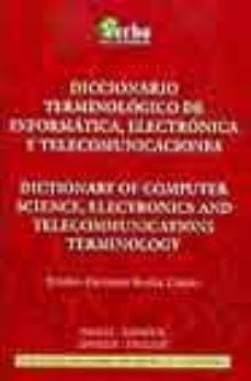 Followusmedia.es Diccionario Terminologico De Informatica, Electronica Y Telecomun Icaciones=dictionary Or Computer Science Image