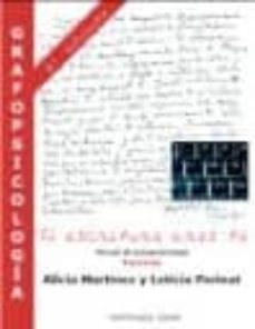 Comercioslatinos.es Grafopsicologia: Tu Escritura Eres Tu. Manual De Autoaprendizaje, Teoria Image