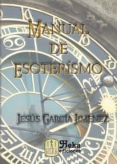 manual de esoterismo-jesus garcia jimenez-9788494019111
