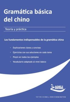 Descargas de libros mp3 de Amazon GRAMATICA BASICA DEL CHINO - TEORIA Y PRACTICA 9788494081811 de  (Spanish Edition) PDF