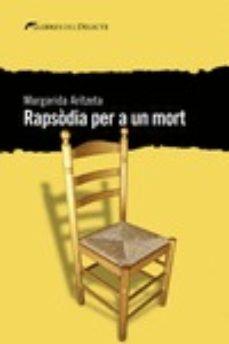 Descargar libros en linea amazon RAPSÒDIA PER A UN MORT CHM