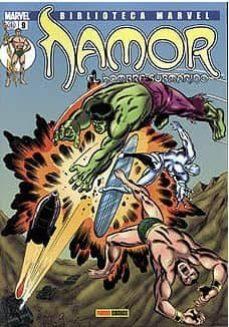 Vinisenzatrucco.it Biblioteca Marvel Namor Nº 9 Image