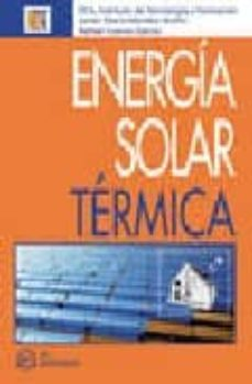 Padella.mx Energia Solar Termica (Incluye Cd-rom) Image