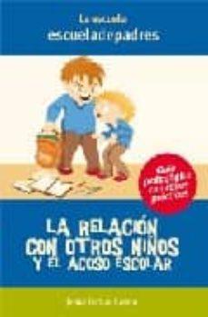 Cronouno.es La Relacion Con Otros Niños Y El Acoso Escolar Image