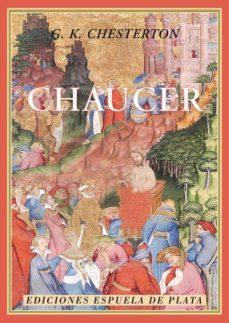 chaucer-g.k. chesterton-9788496956711