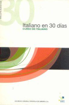 Descargar ITALIANO EN 30 DIAS gratis pdf - leer online
