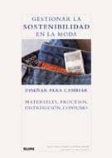 gestionar la sostenibilidad en la moda-kate fletcher-9788498015911